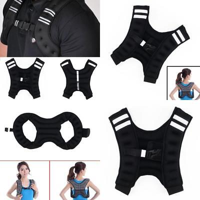 Weighted Vest Home Gym Running Fitness Weight loss Strength Jack