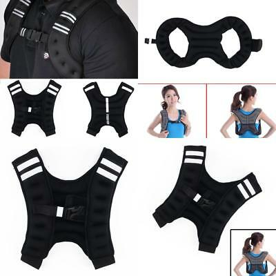 Weighted Vest Home Gym Running Fitness Weight Strength