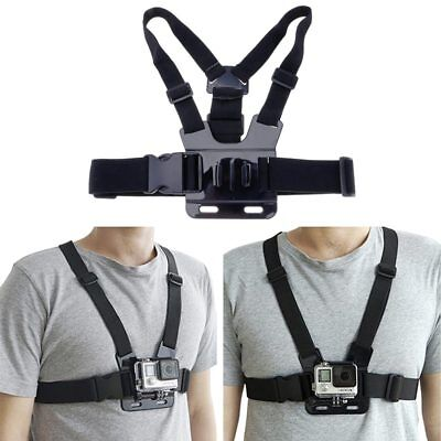 Hot Stylish Chest Harness Strap Belt Holder Mount For Camera Gopro Hero 4/3/3+/1