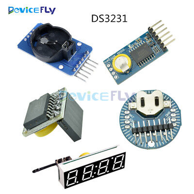 DS3231/DS3231SN 3.3V/5V RTC I2C  Real Time Clock Module for Arduino Raspberry Pi