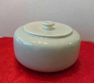 Russell Wright American Modern Steubenville RARE Grey Soup Tureen with Lid