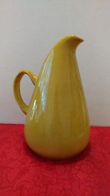 Russel Wright American Modern Chartreuse Pitcher
