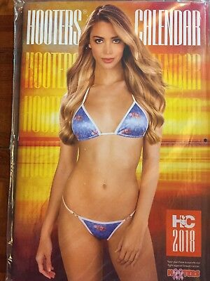 2018 Hooters Swimsuit Calendar includes exclusive Florida & Georgia Girls Poster