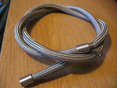 "40"" Long 1/4"" Flexible Metal Electrical Conduit Protective Cover"