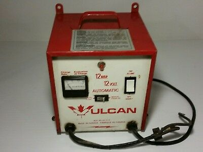 Vulcan 12 Volt Battery Charger