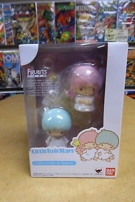 Bandai Little Twin Stars SANRIO FIGUARTS ZERO Pastel Version Figures NIB