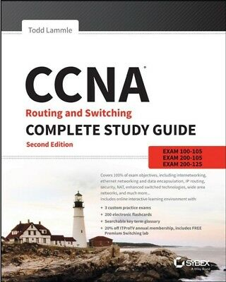 CCNA Routing and Switching Study Guide: Exams 100-105, 200-105,200-125 (PDF)