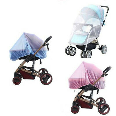 Universal Insert Mosquito Net Bassinets Cradles Strollers For Baby