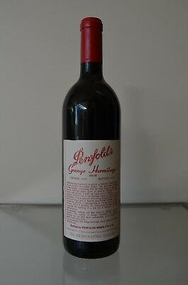 Penfolds Grange Shiraz 1988 ~ Clinic approved & certified