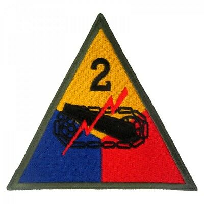Patch / Ecusson - 2nd Armored US