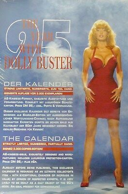 Kalender - Star Dolly Buster Signiert