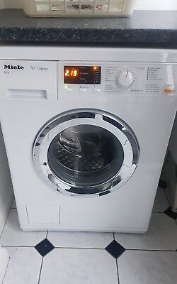 Hedendaags MIELE W CLASSIC Washing Machine eco (timewaters not wanted item GS-52