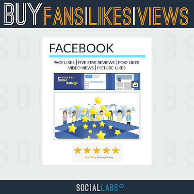 SEO SERVICE - 200 5* Five STAR FACEBOOK REVIEWS BOOST RANKING