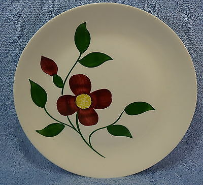 "Blue Ridge Southern Potteries Dinner Plate-TEM SAMPLE and Un-Named 9 5/8"" (#3)"