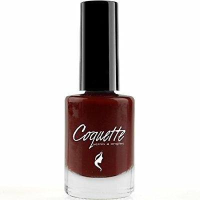 Isabelle Dupont ® Coquette Nail Polish Varnish - 60 Colours (Love in Red)