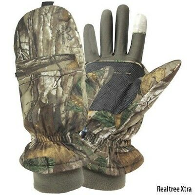 "Gander Mountain Men's ""Predator"" Pop-Top Mitten Large"