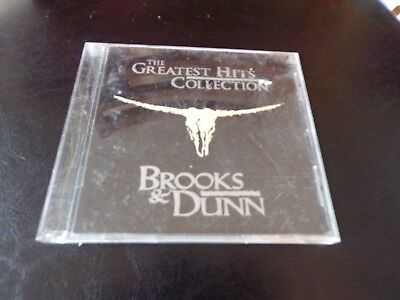 The Greatest Hits Music CD Collection by Brooks & Dunn