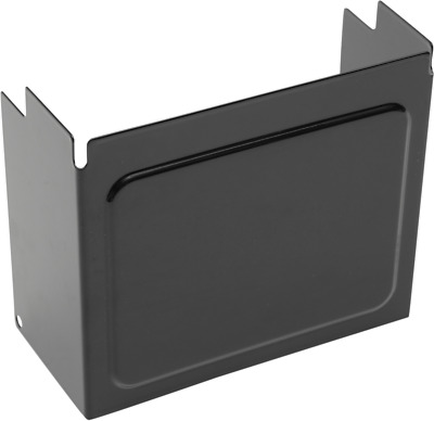 Drag Specialties Battery Top Cover Gloss Black 2113-0494