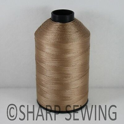 LIGHT PURPLE 8OZ N54 2800 YARDS CONE #69 BONDED NYLON THREAD SEW LEATHER CANVAS