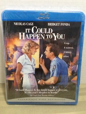 It Could Happen to You (Blu-ray Disc, 2009) New & Sealed