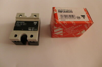 1 PCS RM1A48D50 Gavazzi Solid-state Relay Carlo NEW