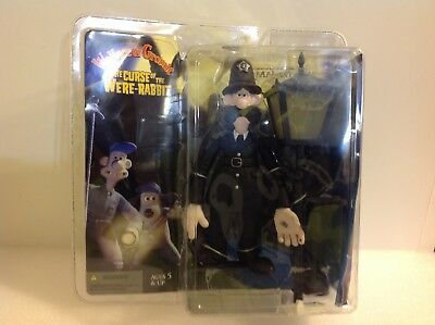 McFarlane Wallace & Gromit The Curse of the Were-Rabbit PC Macintosh 2005. New!