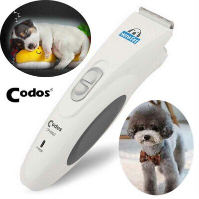 Codos Dog Cat Hair Electric Grooming Clipper Rechargeable Shaver Hair Trimmer