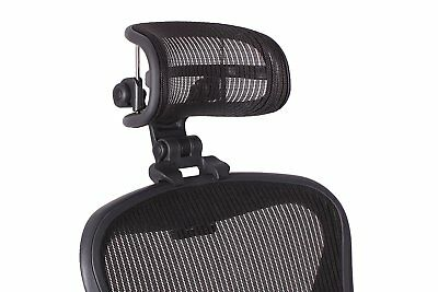 Engineered Now H3 Headrest Ergonomic Add-on for Herman Miller Aeron Chair NEW
