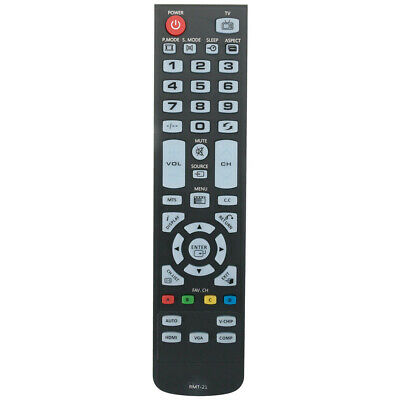 New RMT-21 Remote Control RMT21 for Westinghouse TV LD2240 CW40T2RW CW40T6DW