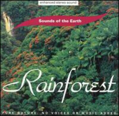 Various Artists - Sounds Of Earth: Rainforest [New CD]
