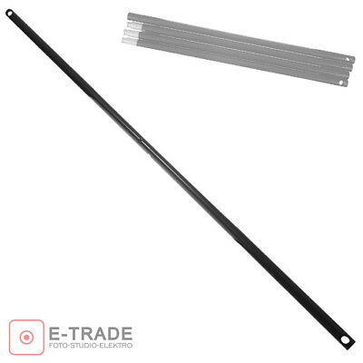 3m  F&V HeavyDuty Background Support CrossBar Crosspole 300cm Aluminium /4 elem.