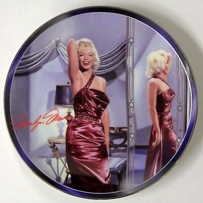 Bradford Exchange Marilyn Monroe LOOKING LIKE MILLION 4th Issue Collector Plate