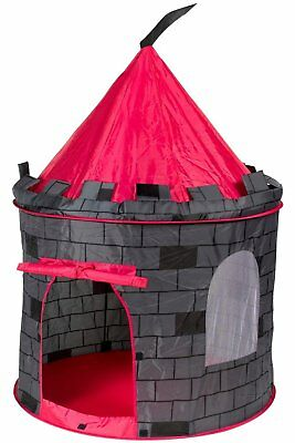 Playhouse Tent Castle Pop Up Play Tunnel House Kids For Boy Girl Outdoor Indoor