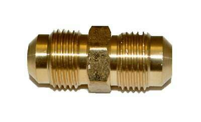 "HPC Full Union Brass Fitting, 1/2"" Tube"