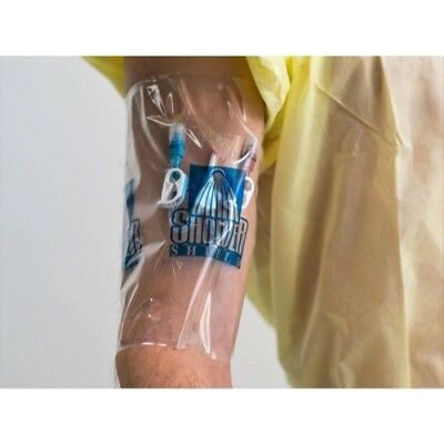 Shower Shield Catheter Water Barrier 7in. X 7in. Bulk Pack [Health and Beauty]