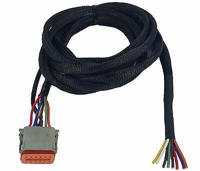 Air Ride Suspension VU4 Wiring Harness Connects To Any AVS Switch Box