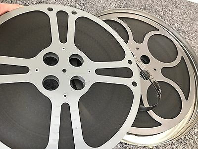 Three For The Show 16mm Film Reel Movie 1955 With Sound 2 Reels