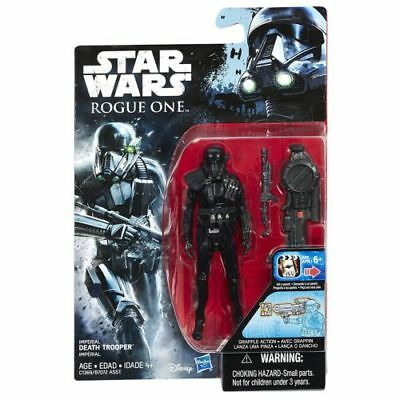 Star Wars Rogue One 3 3/4-Inch Action Figures Imperial Death Trooper