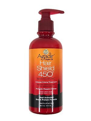Agadir Argan Oil Hair Shield 450 Plus Intense Creme Treatment 10 oz