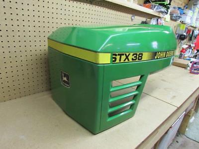 JOHN DEERE STX38  HOOD -     NO SHIPPING!!!!!  also STX30 or 46