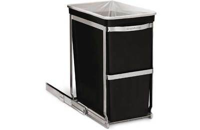 Simplehuman 30L Pull-out Bin - Black. From the Official Argos Shop on ebay
