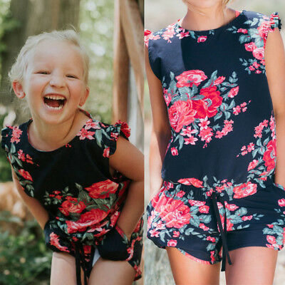 Mother and Daughter Clothes Jumpsuit Bodysuit Family Matching Outfits Baby Girl