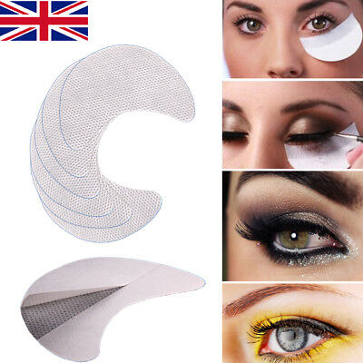 Makeup Tool Eye Shadow Shields Patches Stickers Pads Eyes Eyeliner guid