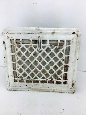 Vintage Heat Air Grate Wall Register Old Rustic Wall Vent