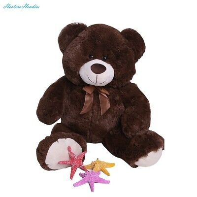 Super Soft Stuffed Animal Huge Giant Cuddly Teddy Bear Collection Gift Decoratio