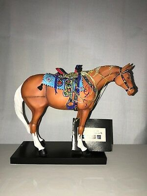 Happy Trials #1473 The Trail of Painted Ponies 2003 Western