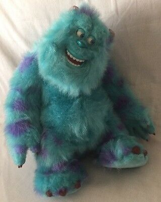 "Disney Pixar Plush Monsters Inc. ""Talking Sully"" 15"""