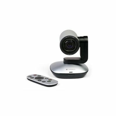 Logitech WebCam PTZ PRO HD silver/black 960-001022