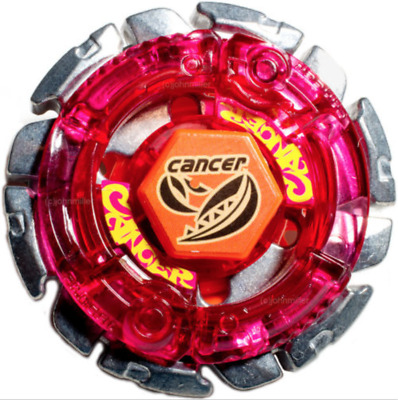 Dark Gasher / Cancer Metal Fusion 4D Beyblade BB-55 - USA SELLER