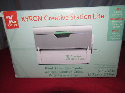 Xyron Creative Station Lite 624740, 5-Inch with 3-Inch Option